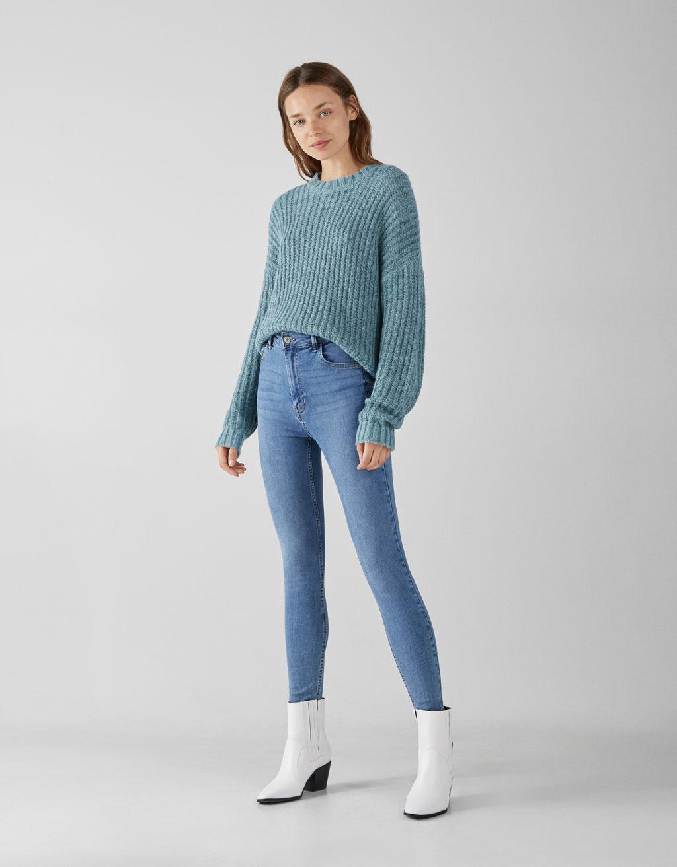 92cf0dc4b306b Jeans pour femme - Automne-Hiver 2018   Bershka