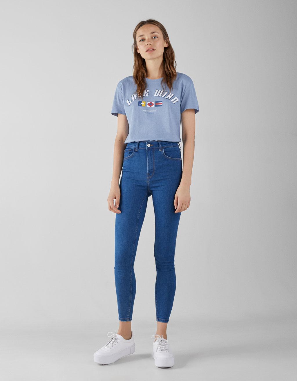 e32461d50495e Jeans pour femme - Automne-Hiver 2018   Bershka