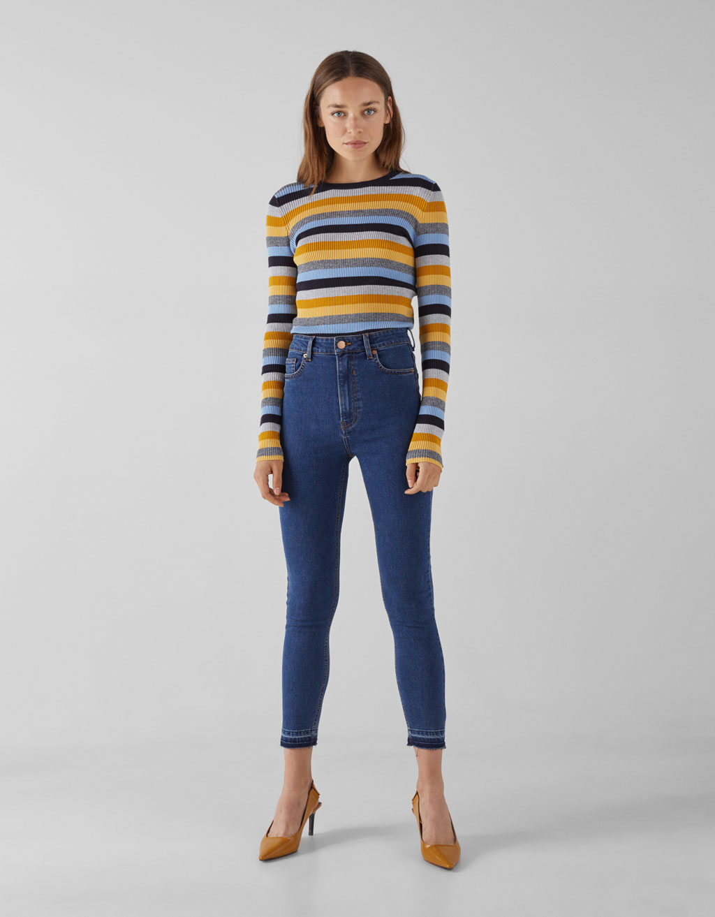 Jeans Skinny Super High Rise Join Life