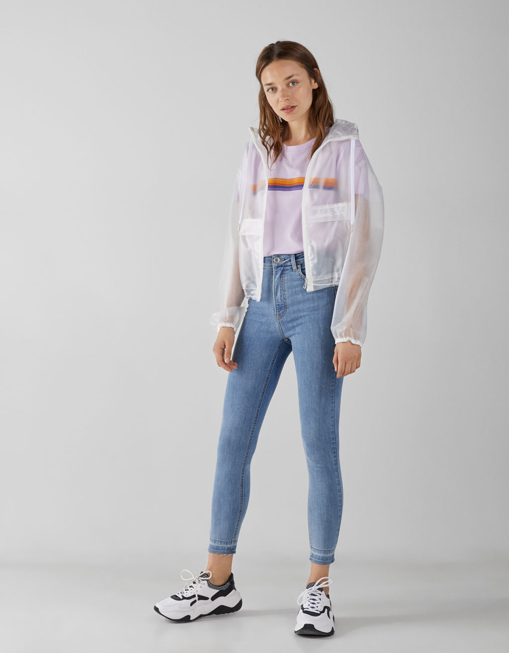 Jeans Skinny Super High Rise