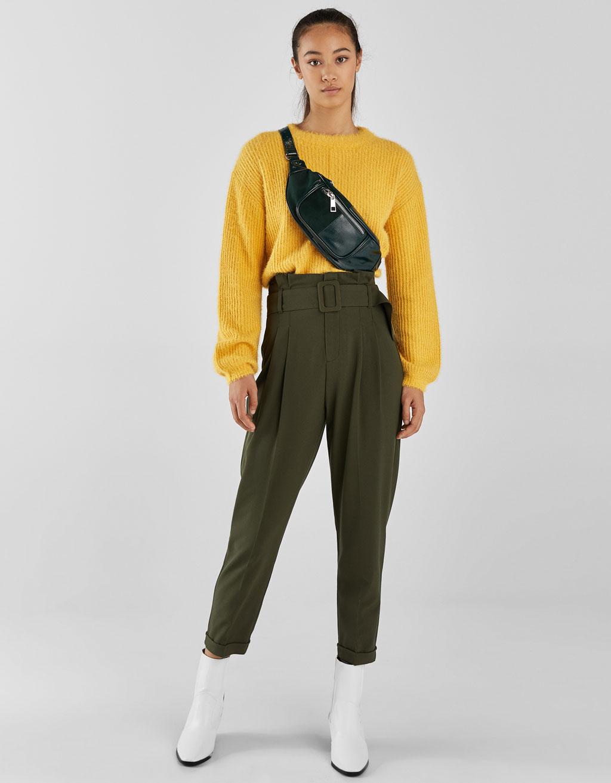 Paperbag hlače