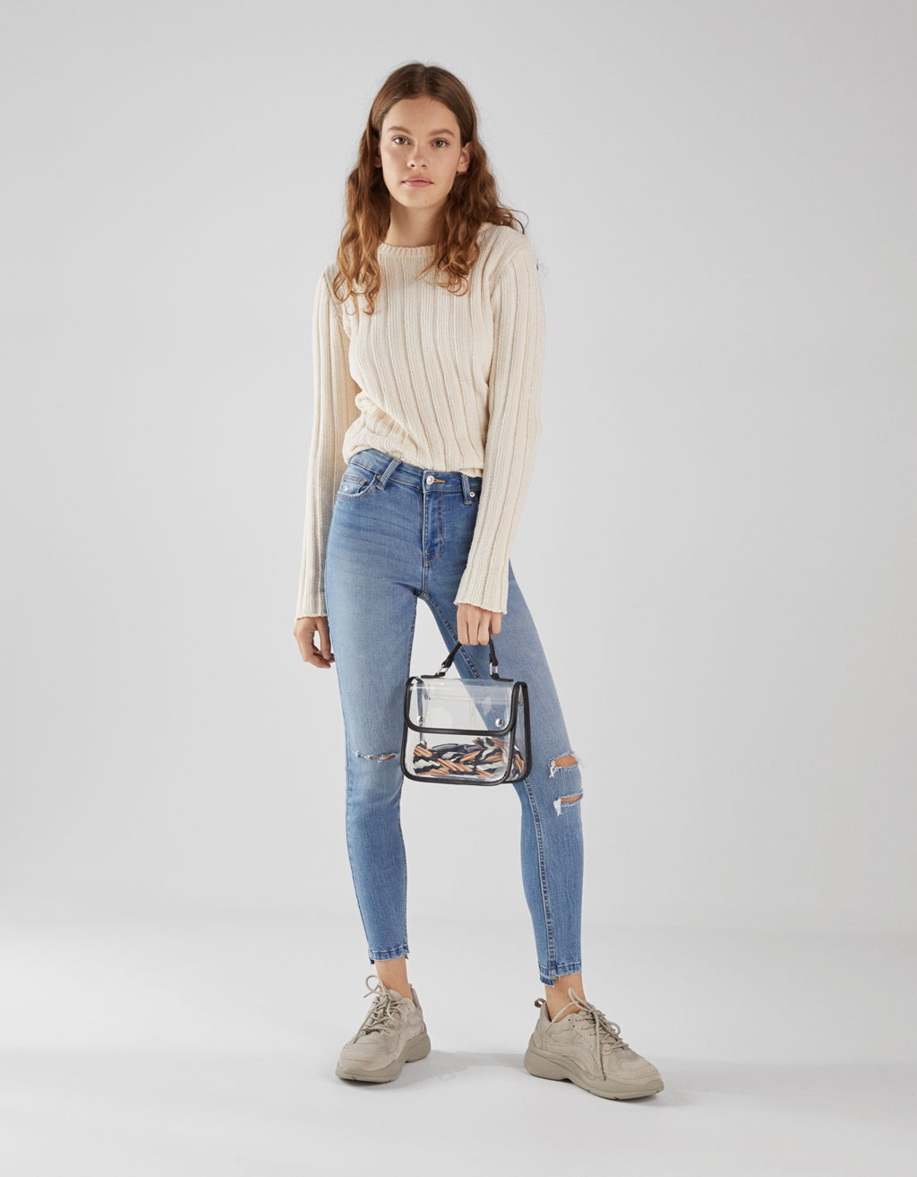 Jeanși Skinny Fit Low Waist