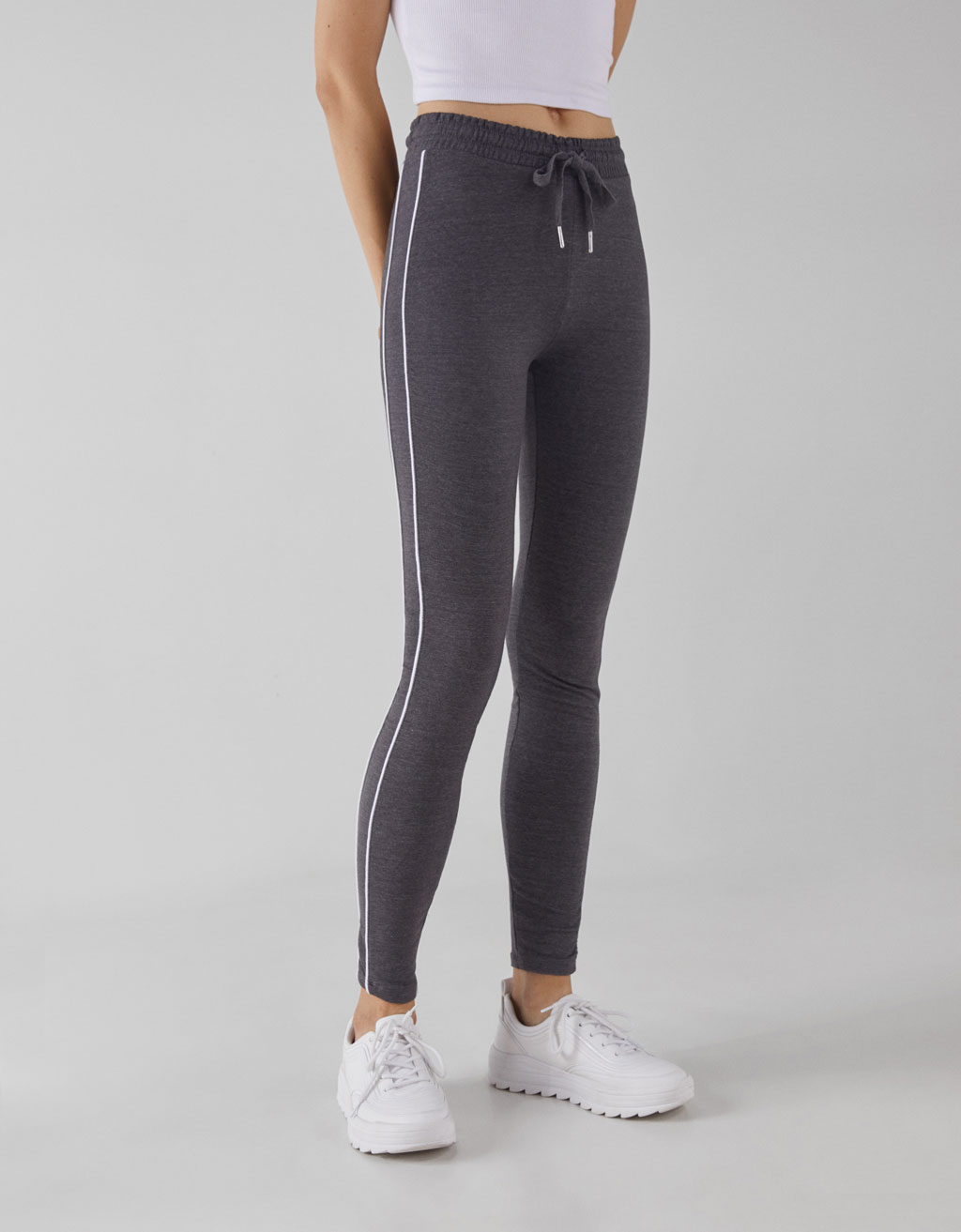 Legging en molleton
