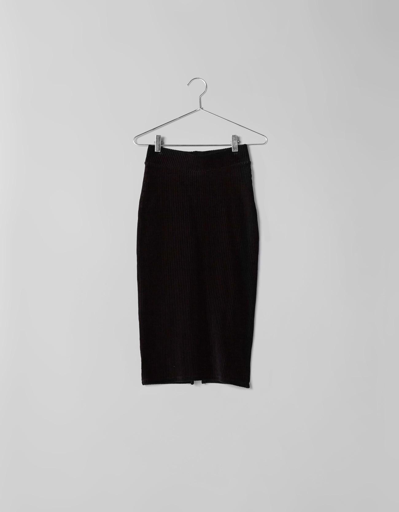 662699cadb Long corduroy skirt - CLOTHING - Bershka Georgia