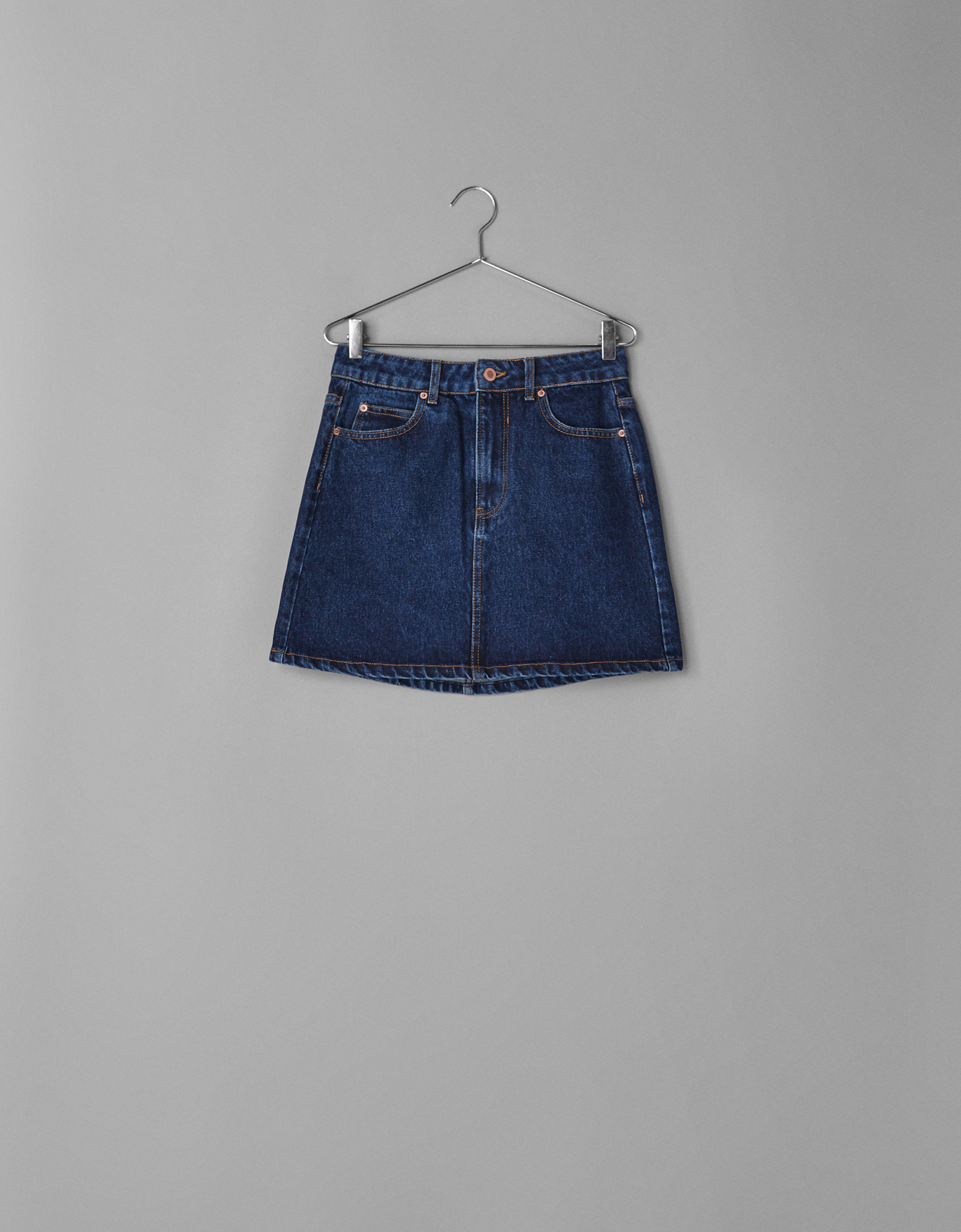 Jupe jean