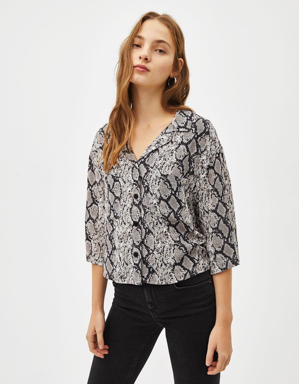 Apdrukāts krekls