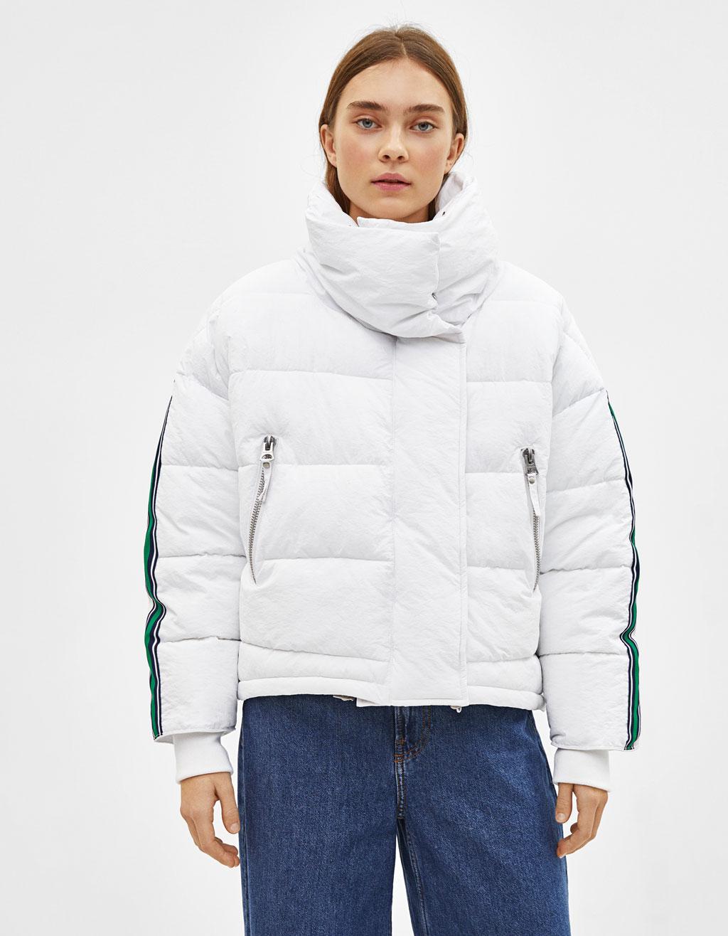 828a2e4878c Outerwear Jordan Denim Puffer Jacket
