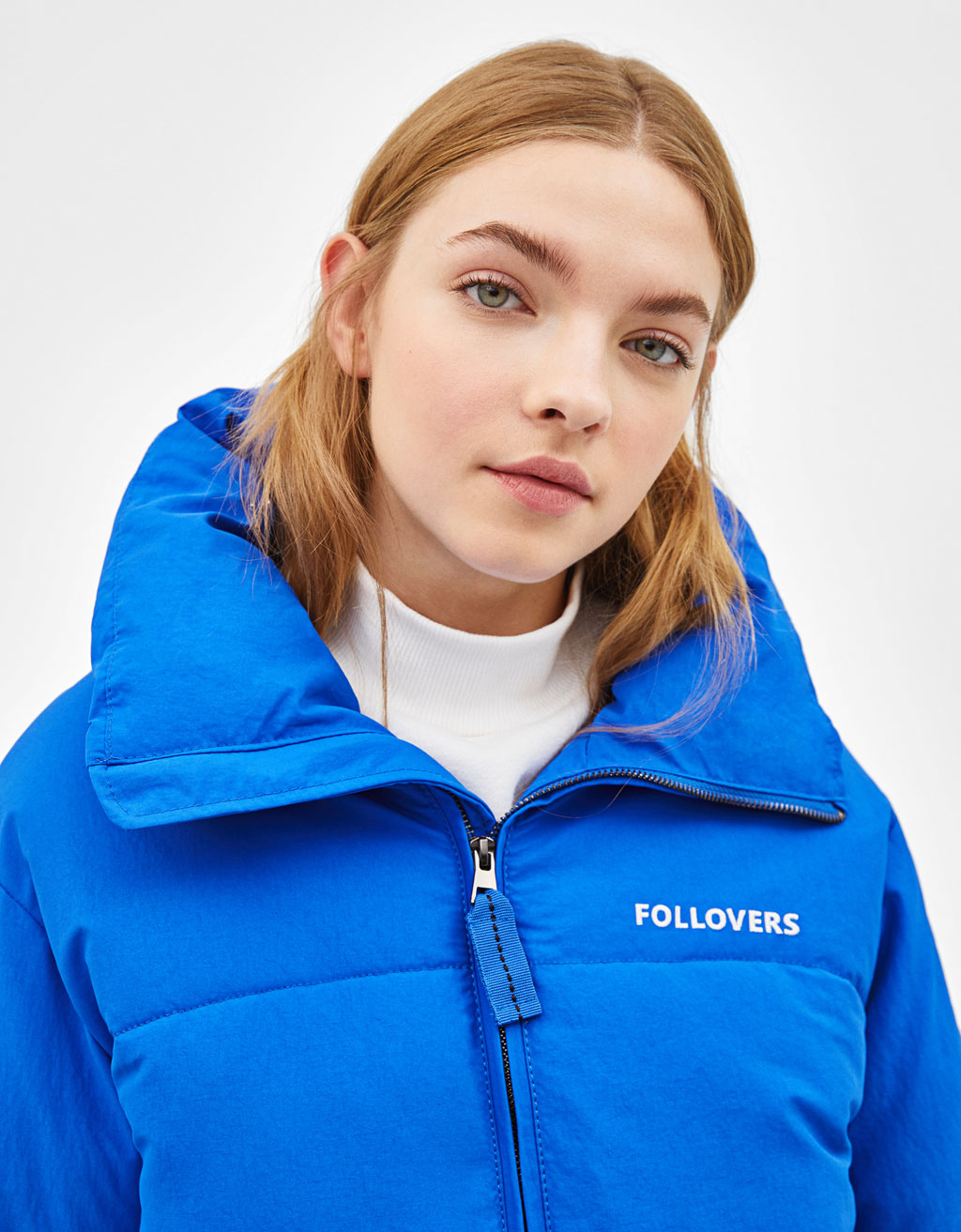 'Followers' puffer jacket
