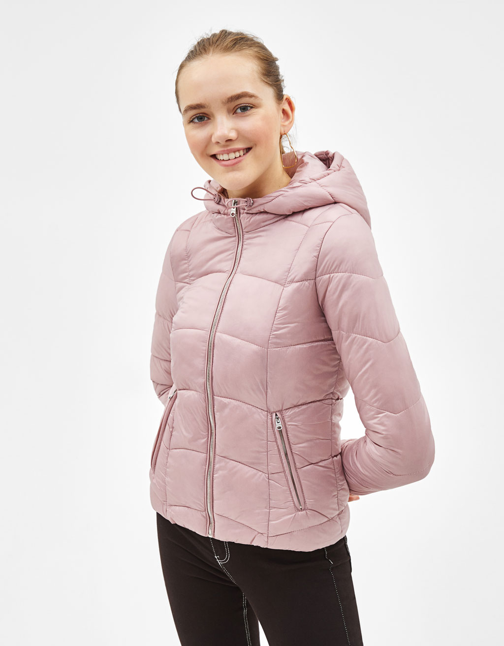Light puffer jacket