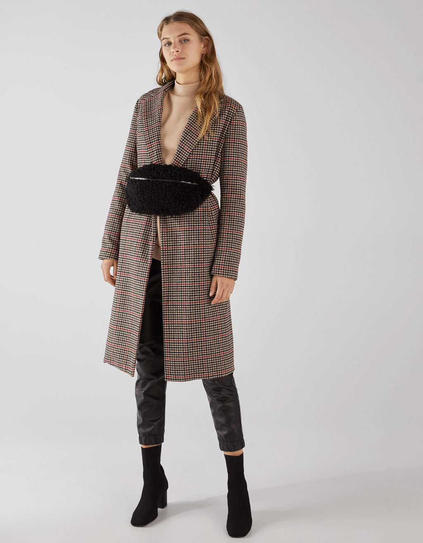 Manteau femme hiver 2019 bershka