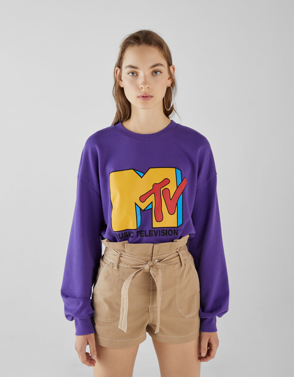 Sweatshirt MTV music television