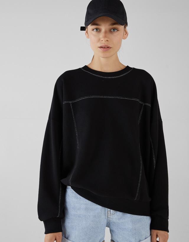 Oversize-Sweatshirt.