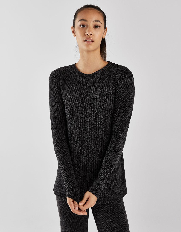 Sweater de malha