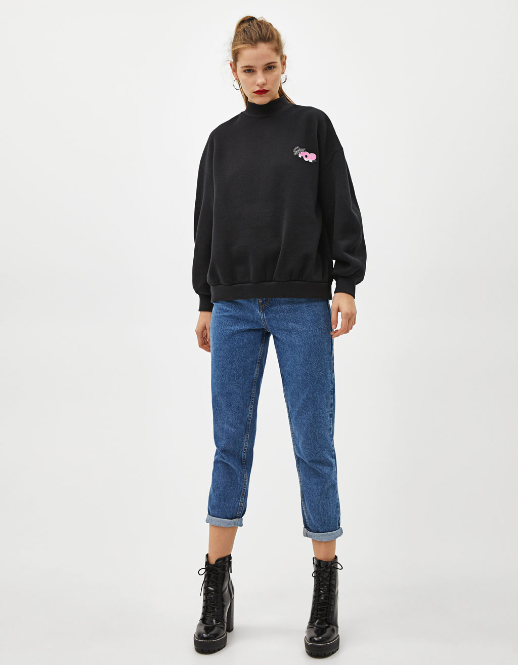 Súper Pop sweatshirt