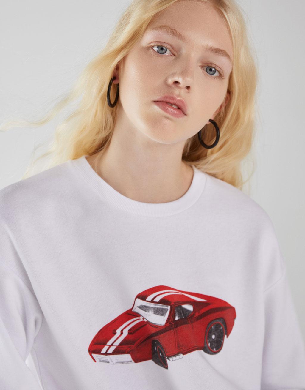 Hot Wheels Sweatshirt