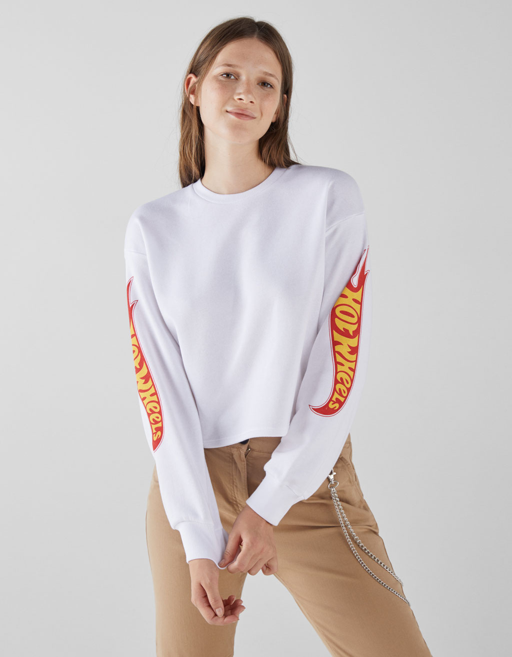 Sweatshirt Hot Wheels