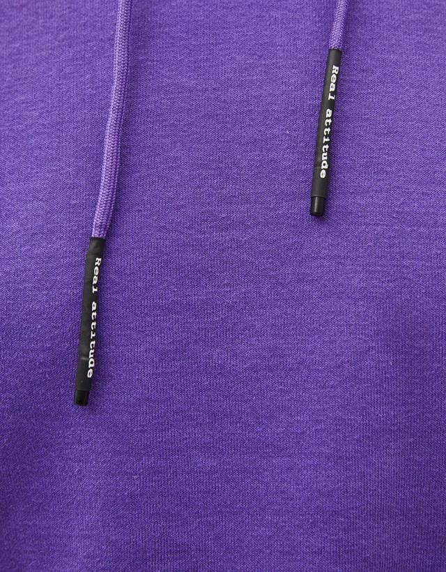 Sweatshirt mit seitlichen Bändern