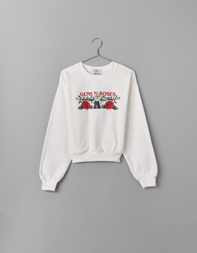 Sweatshirt Guns N' Roses