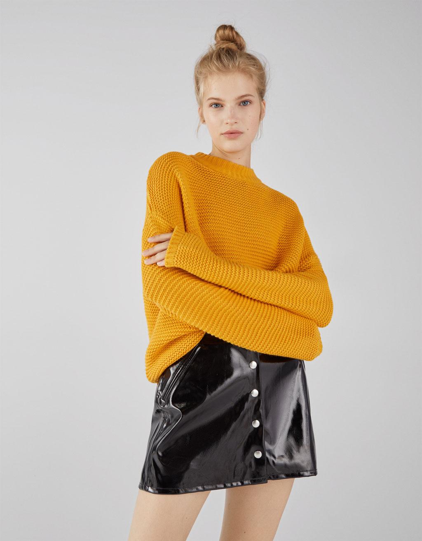 'Oversize' stila džemperis