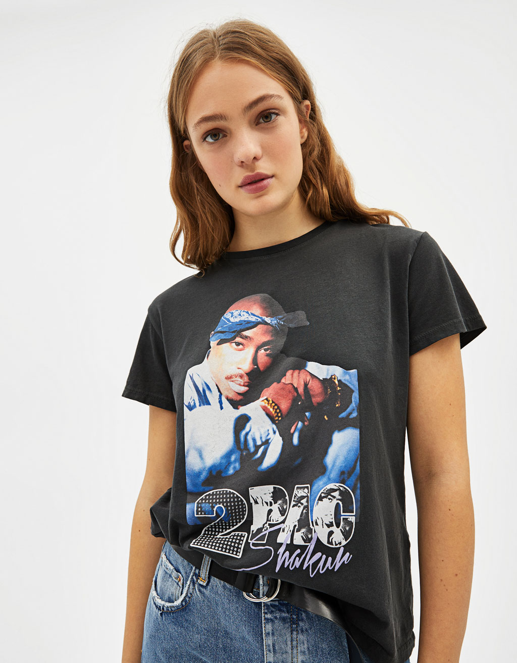 2Pac Tシャツ