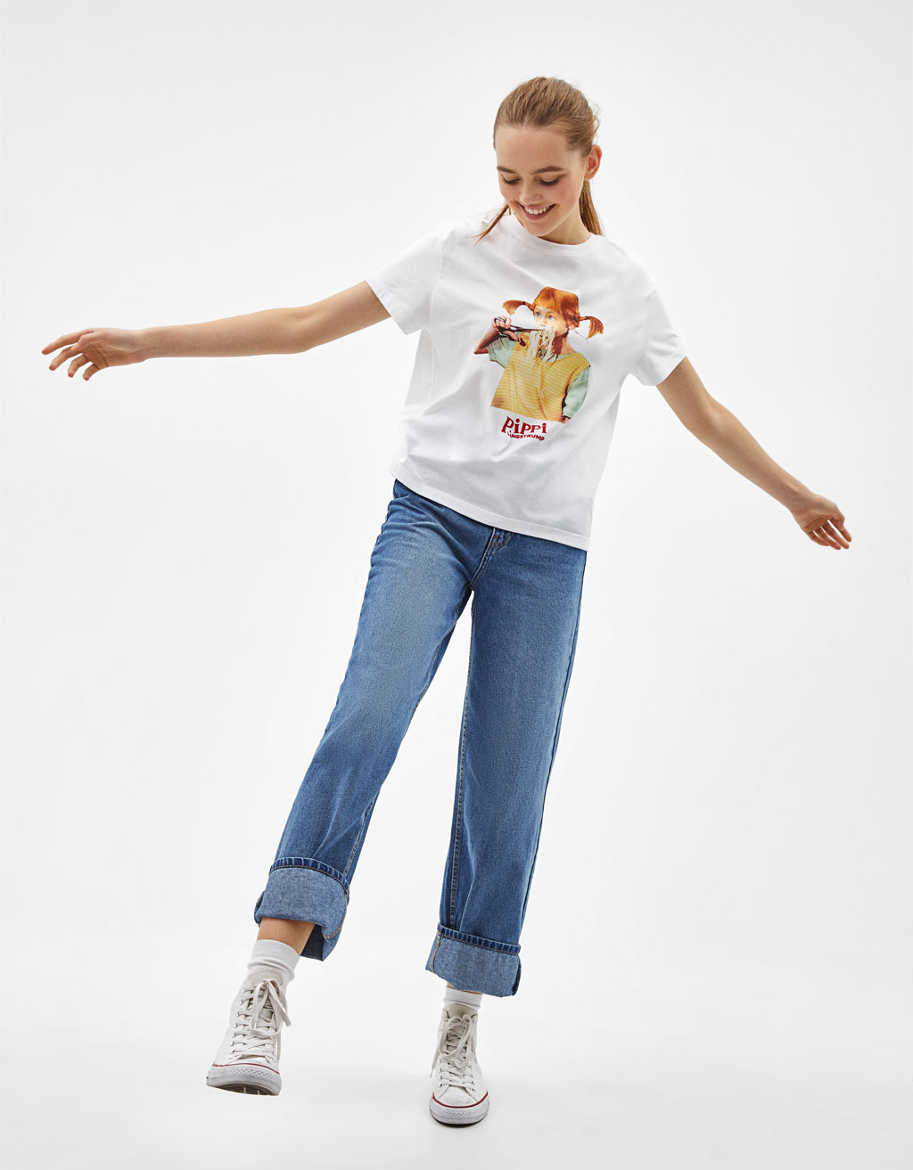 Pippi Longstocking T-shirt