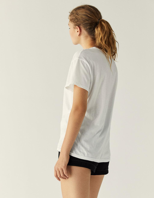 entrega gratis nuevo estilo y lujo precio de fábrica Camiseta Dirty Dancing - Camisas - Bershka España