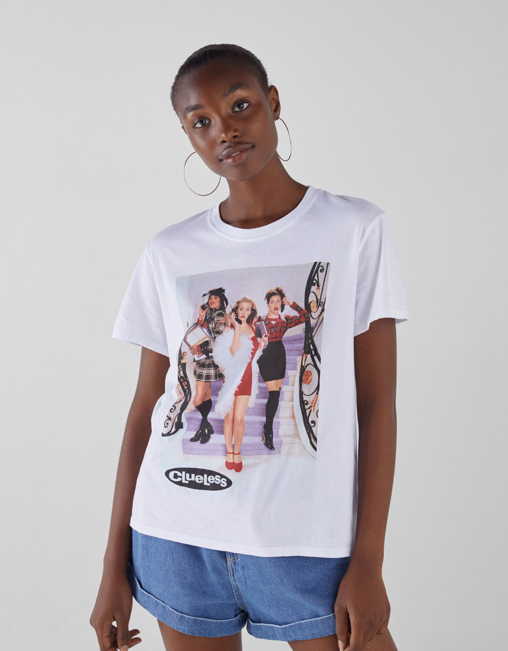 Clueless Tシャツ