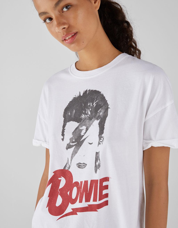 BOWIE 티셔츠