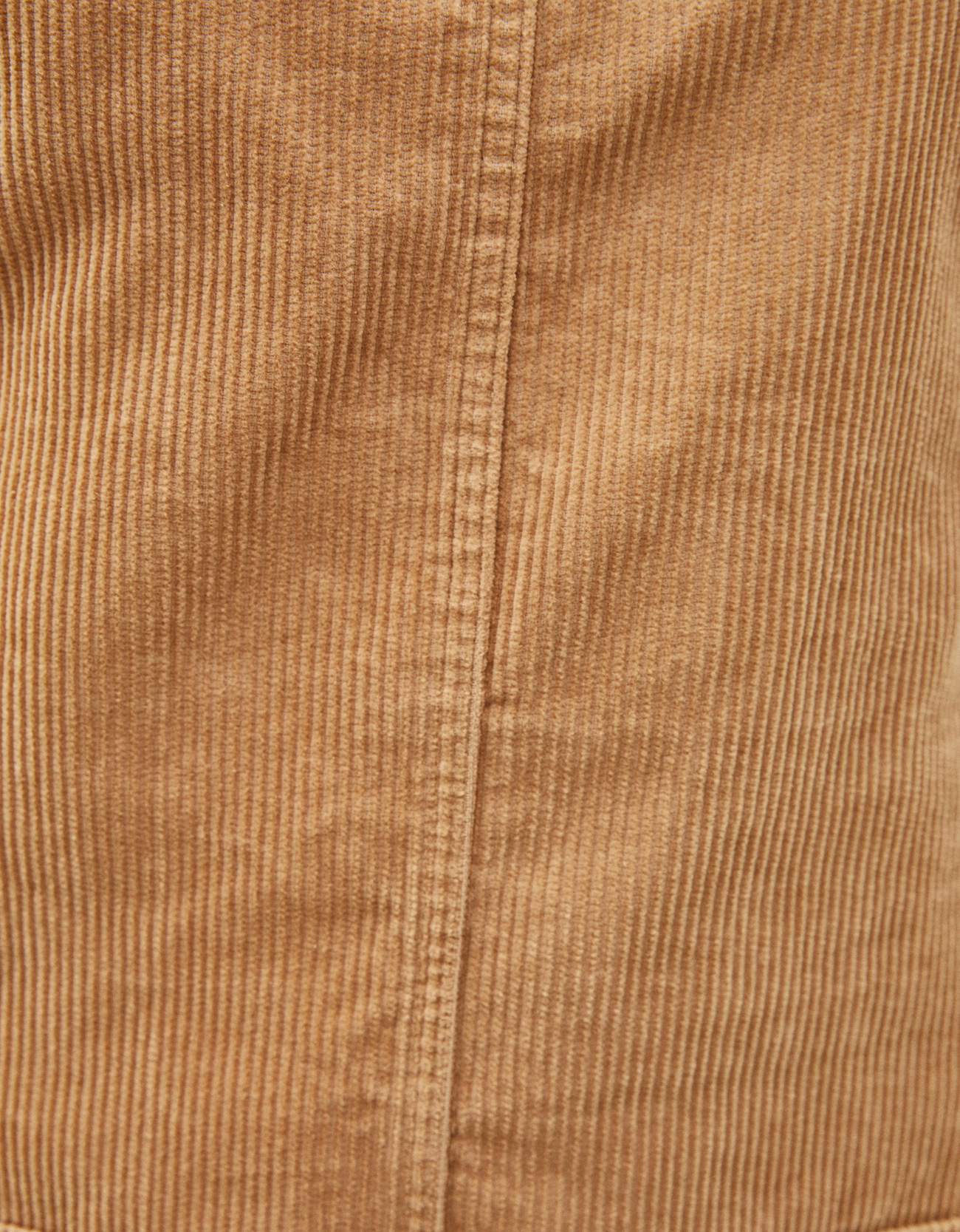 ce7b5f2c45 Corduroy pinafore dress - Dresses - Bershka Malta