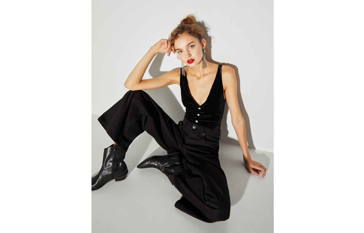Bodysuits - CLOTHING - WOMEN - Bershka Switzerland