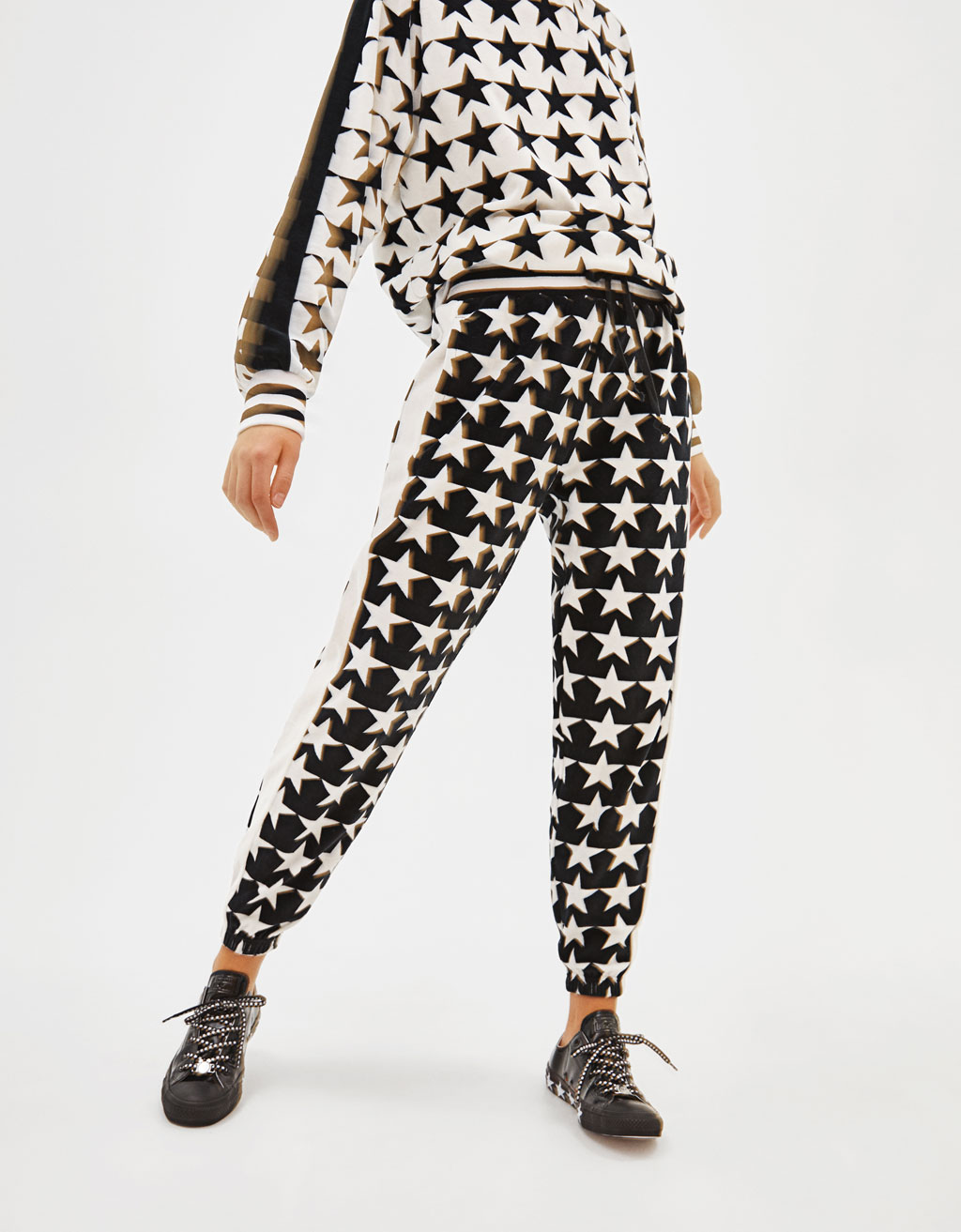 Joggingbroek Miley Cyrus x Converse