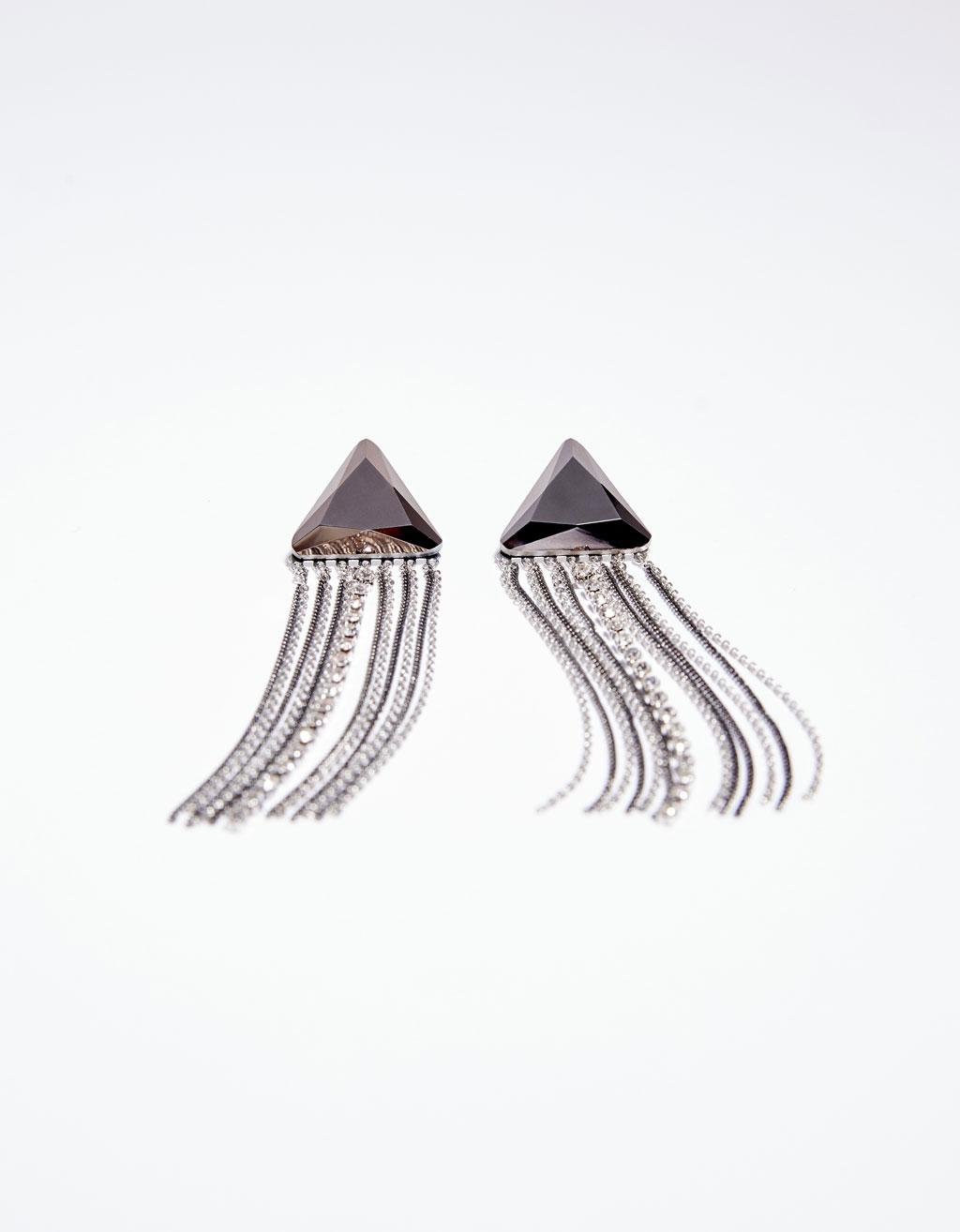 Boucles d'oreilles maxi