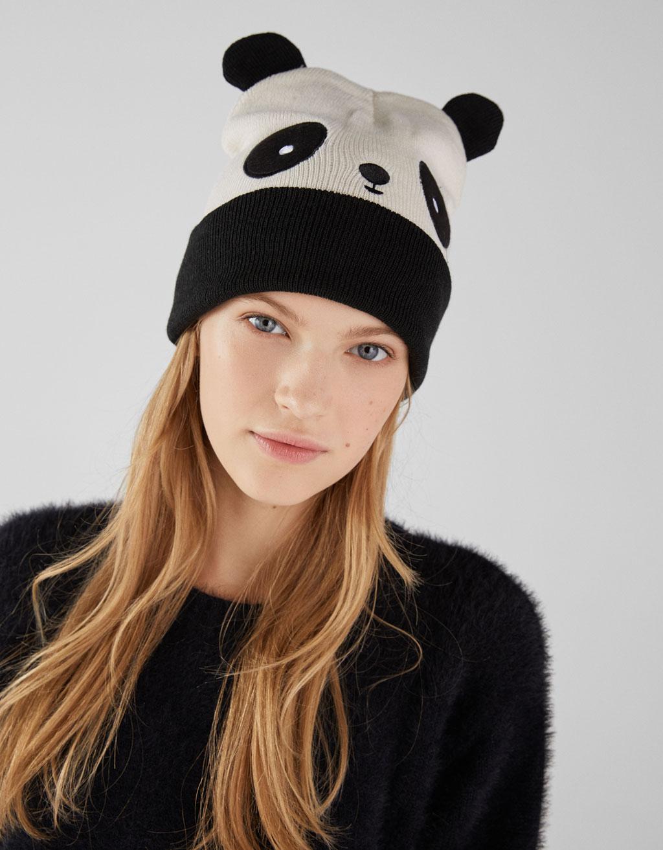 Mütze Panda