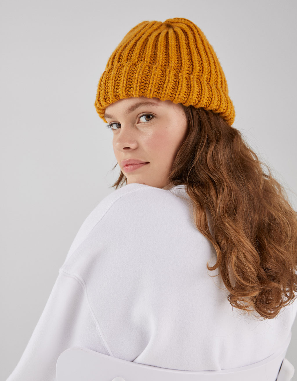 Join Life ribbed beanie