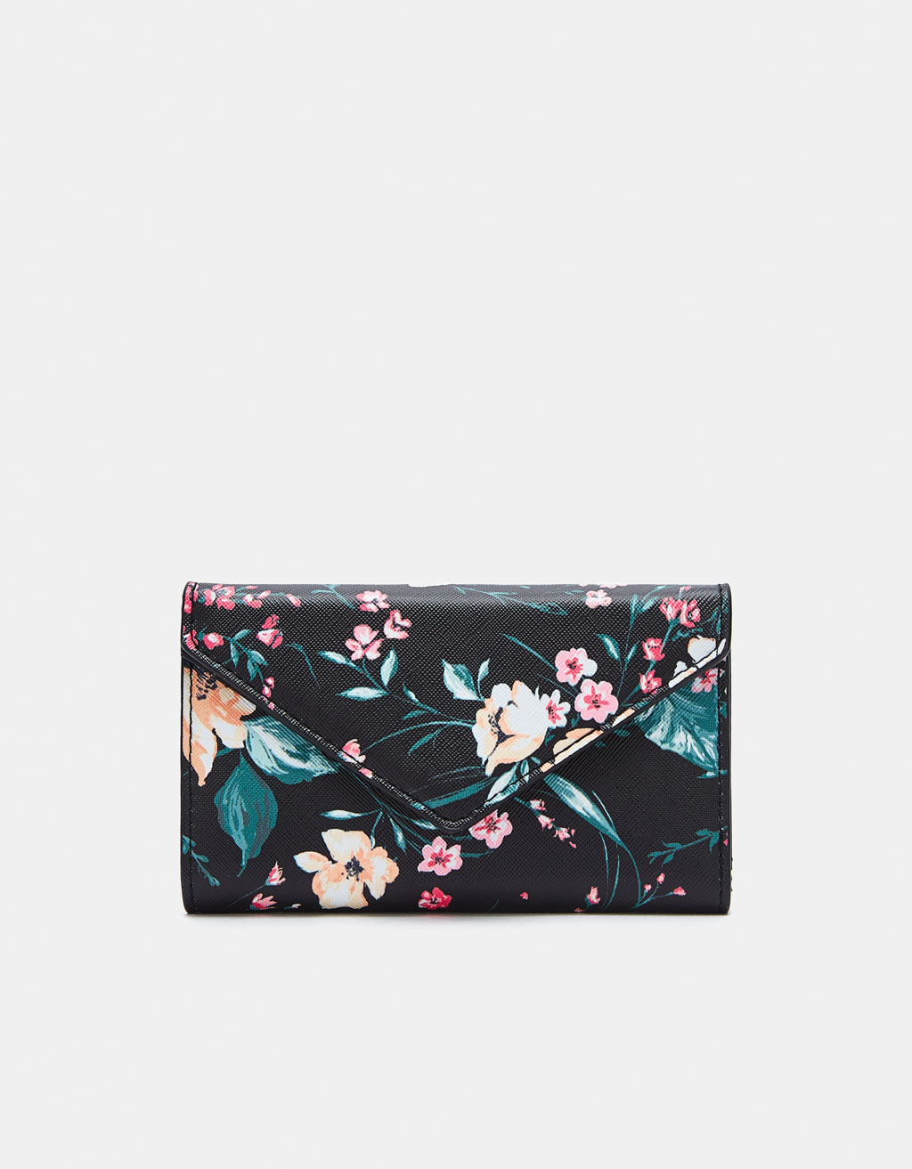 Printed coin purse