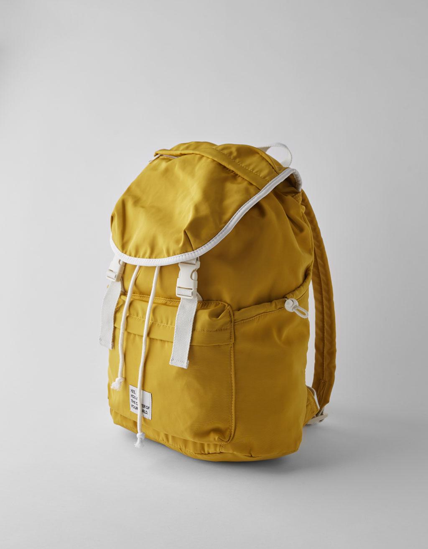 Backpack by Bershka
