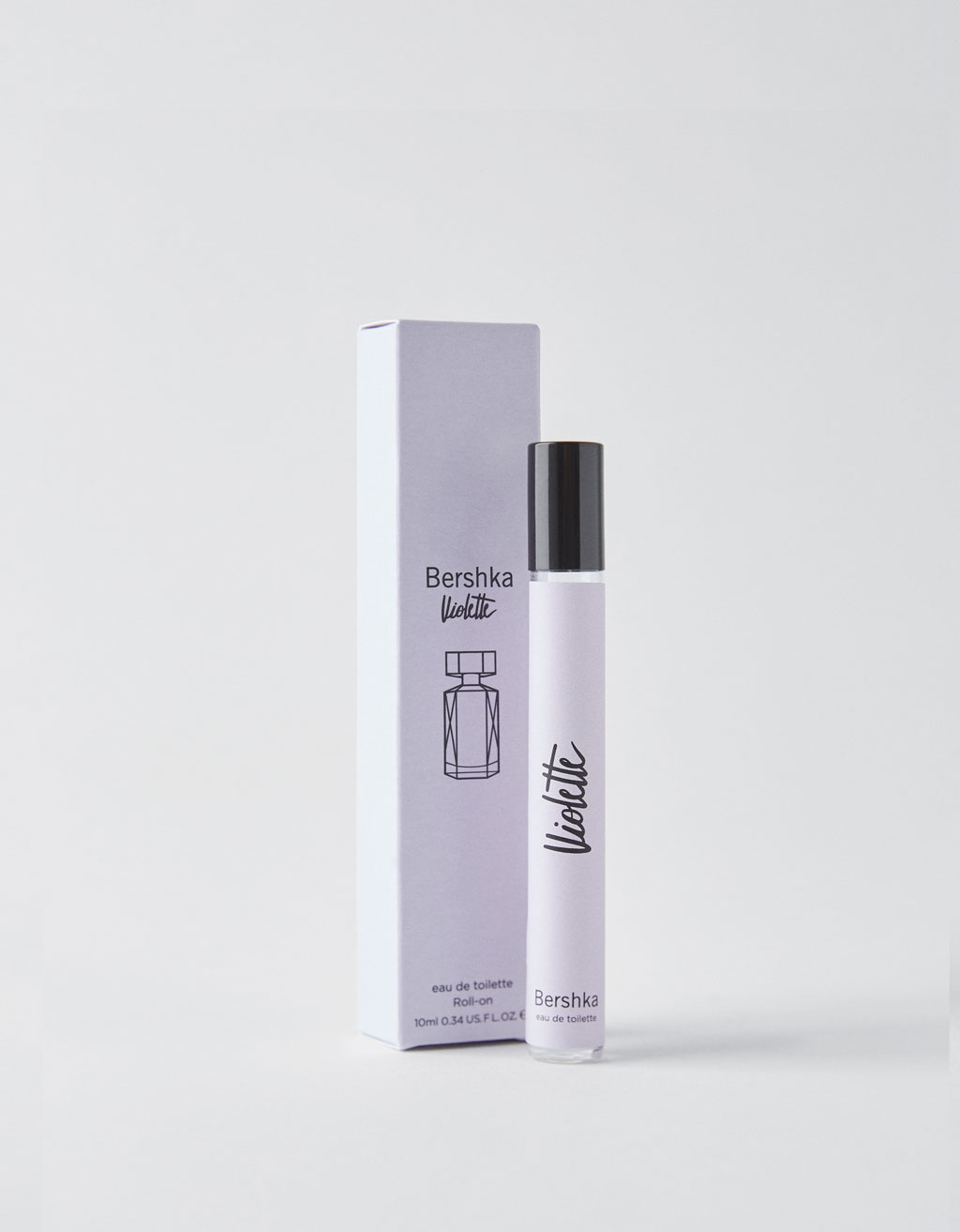 Eau de toilette Roll-on Violette, 10ml