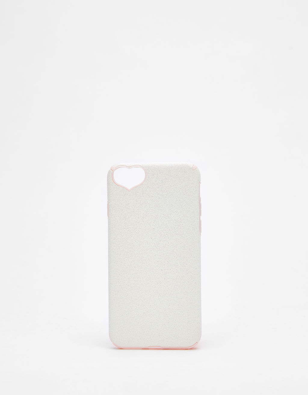 Cover glimmerhjerte iPhone iPhone 6/6s/7/8