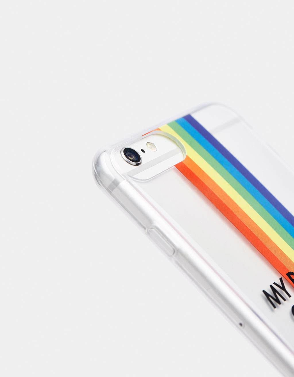 sports shoes 9c22a 30b81 Rainbow case for iPhone 6plus/7plus/8plus - Belts - Bershka United States