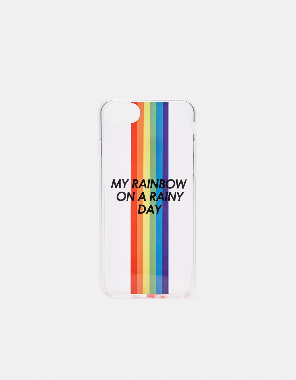Cover iPhone 6/6s/7/8 arcobaleno