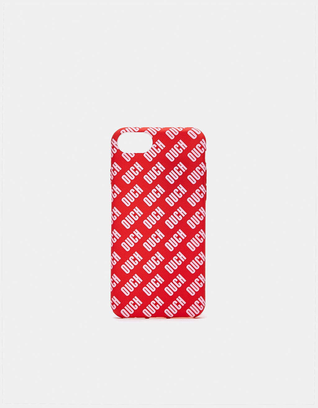 Cover tekst iPhone 6/6s/7/8