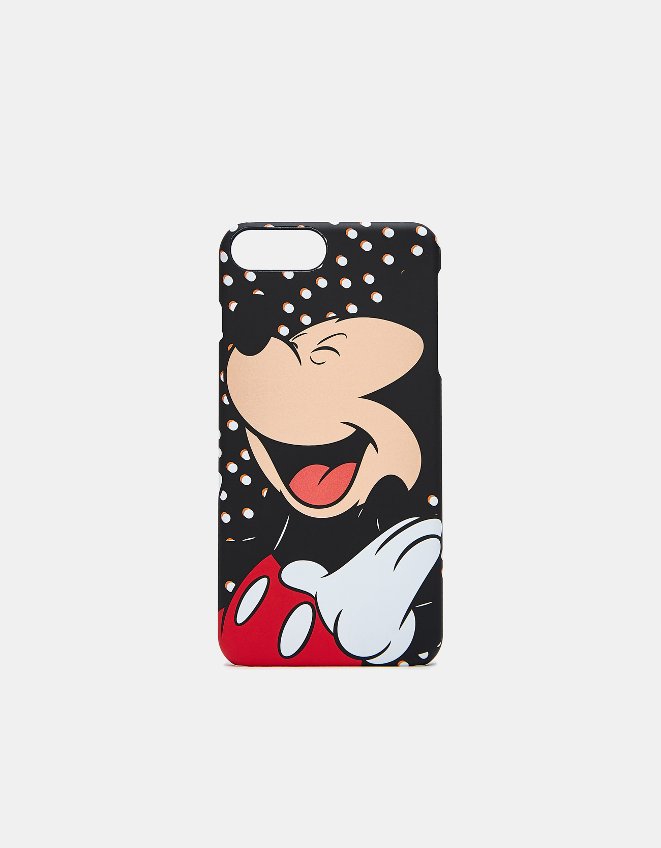 reputable site 242f4 e0bd0 Mickey Mouse iPhone 6 Plus/7 Plus/8 Plus case - iPhone Cases - Bershka  Belgium
