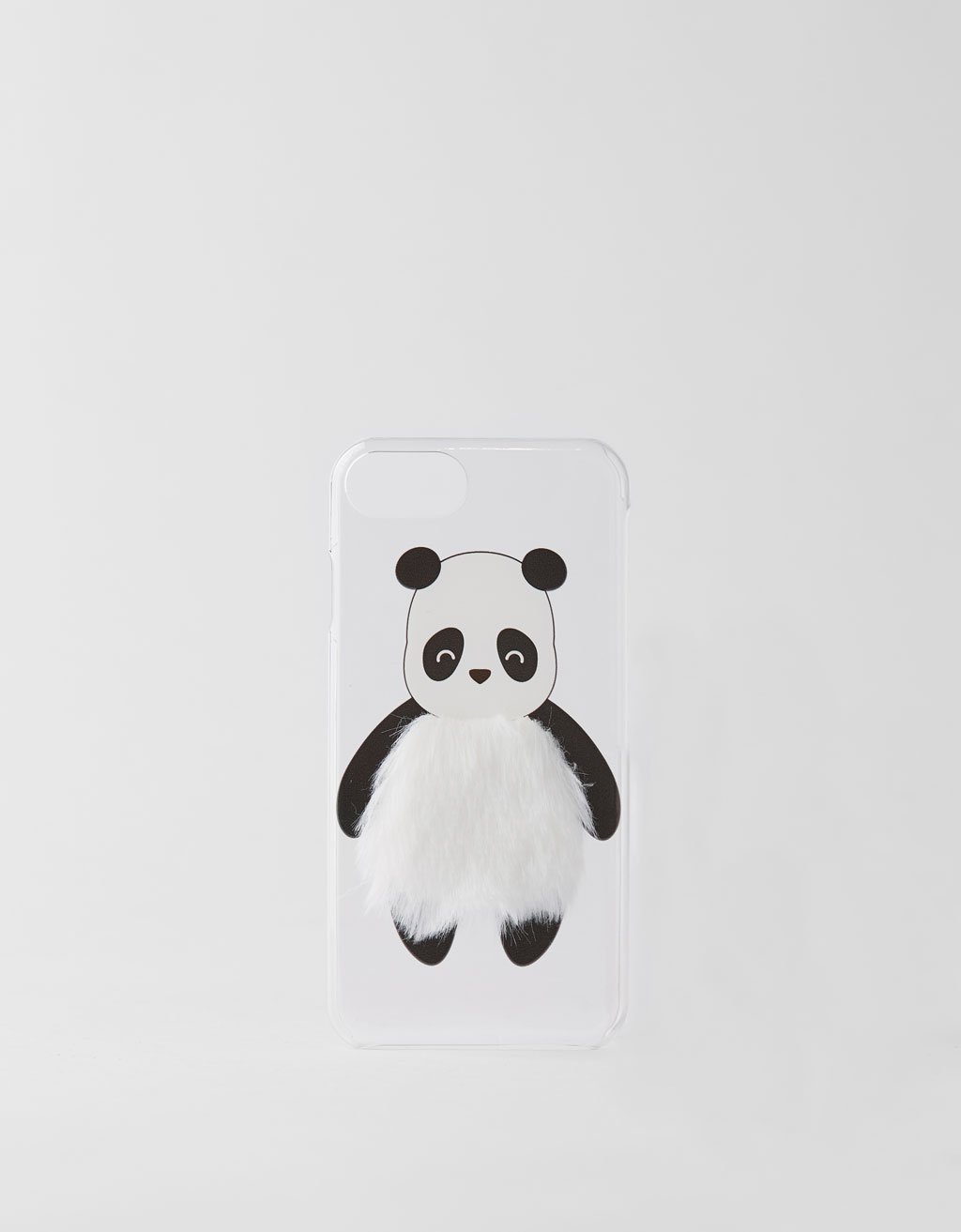 Capa Panda iPhone 6 / 6S / 7 / 8