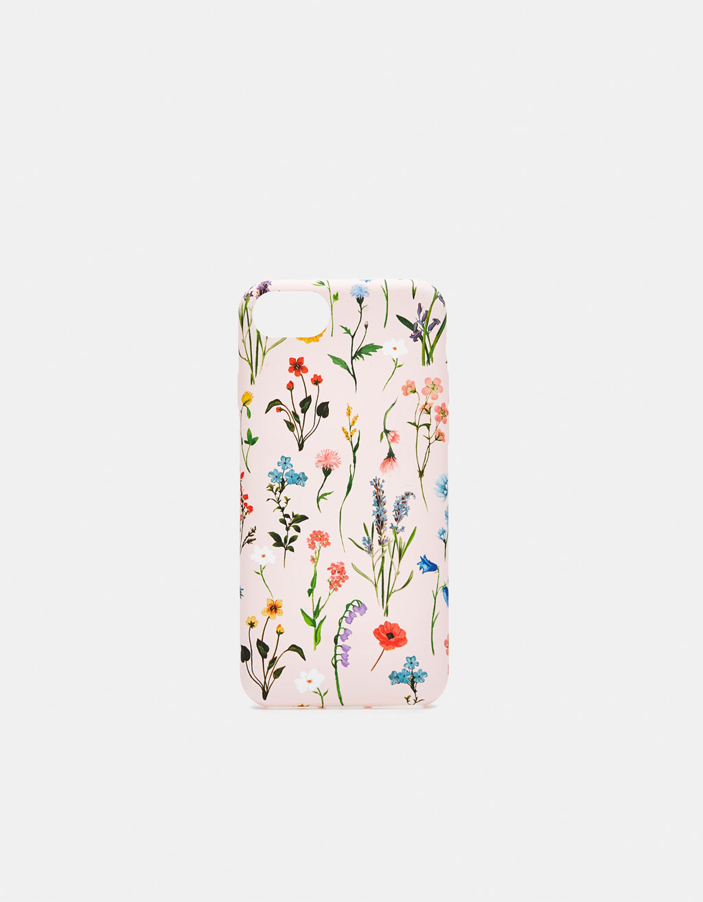 Cover blomster iPhone 6/6s/7/8