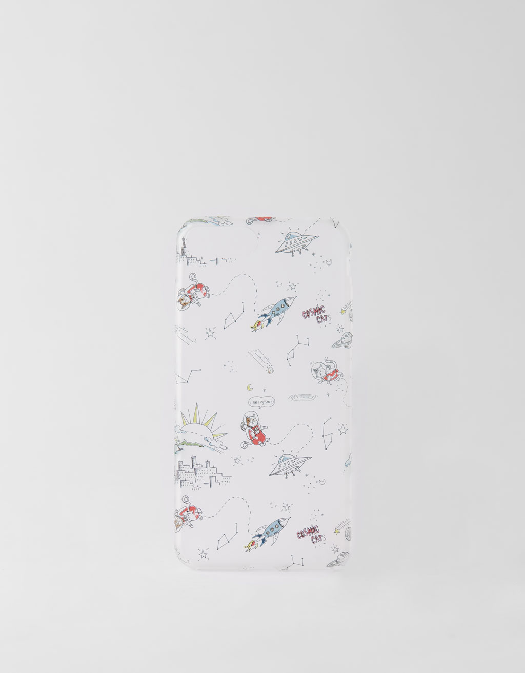 Hoesje Cosmic voor iPhone 6 plus/7 plus/8 plus