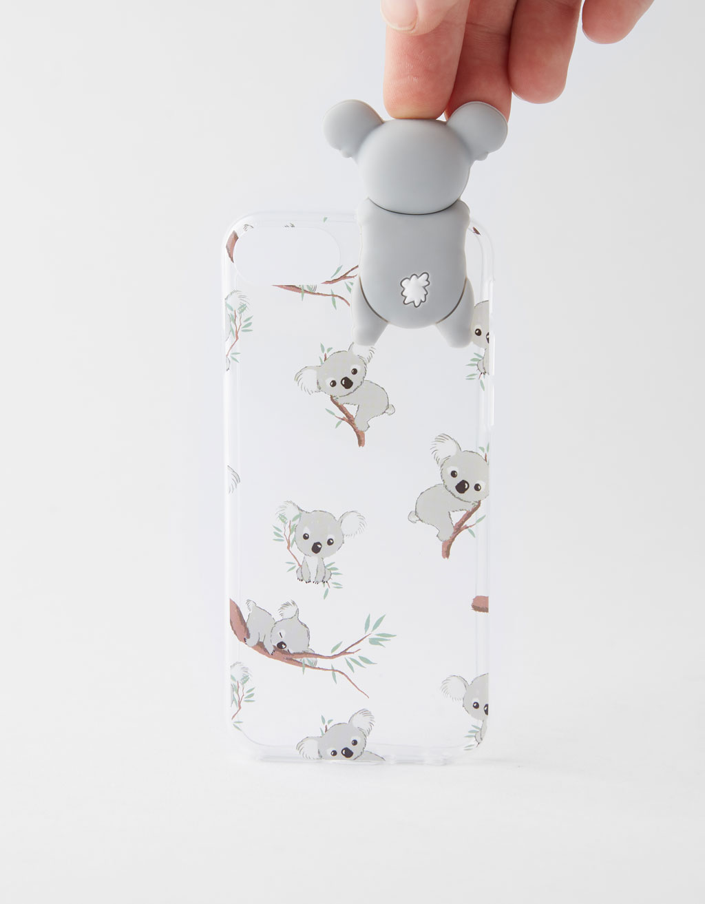 Carcasa transparente iPhone 6plus/7plus/8plus