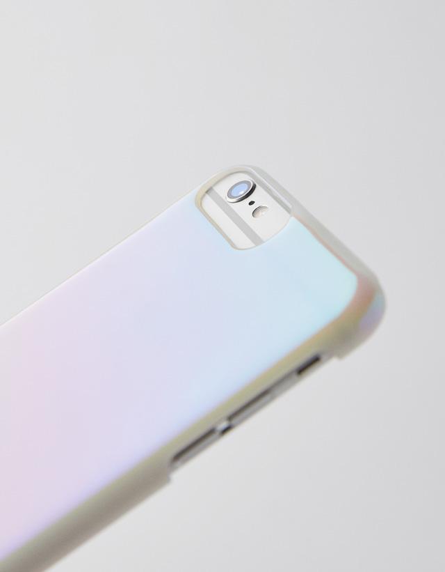 Schillernde Handyhülle für iPhone 6 plus/7 Plus/8 Plus