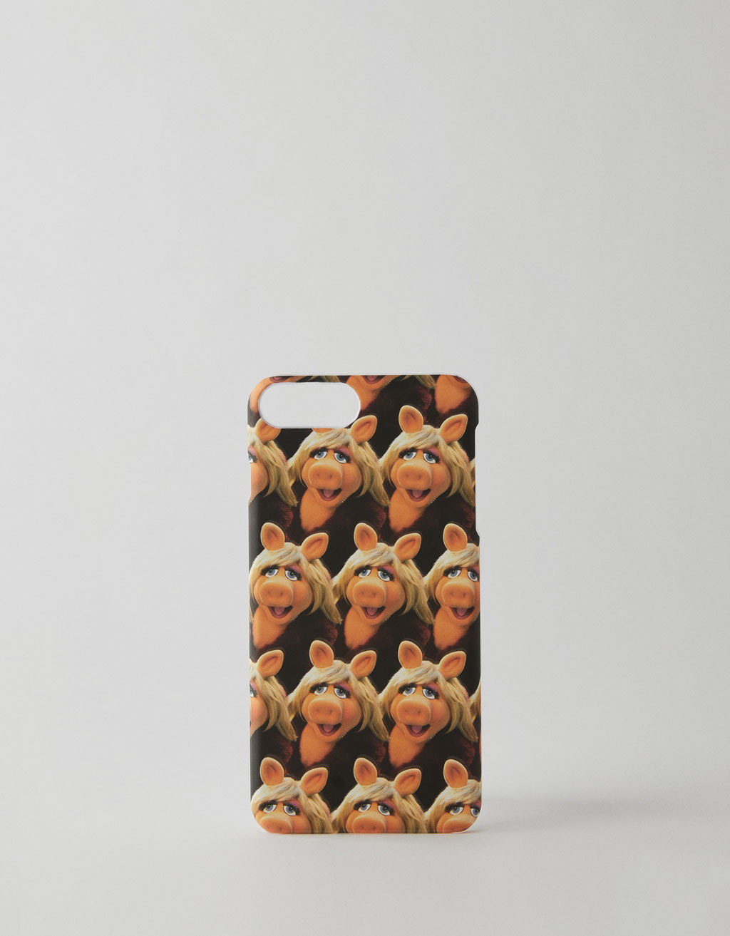Hoesje Muppets Miss Piggy voor iPhone 6 plus/7 plus/8 plus