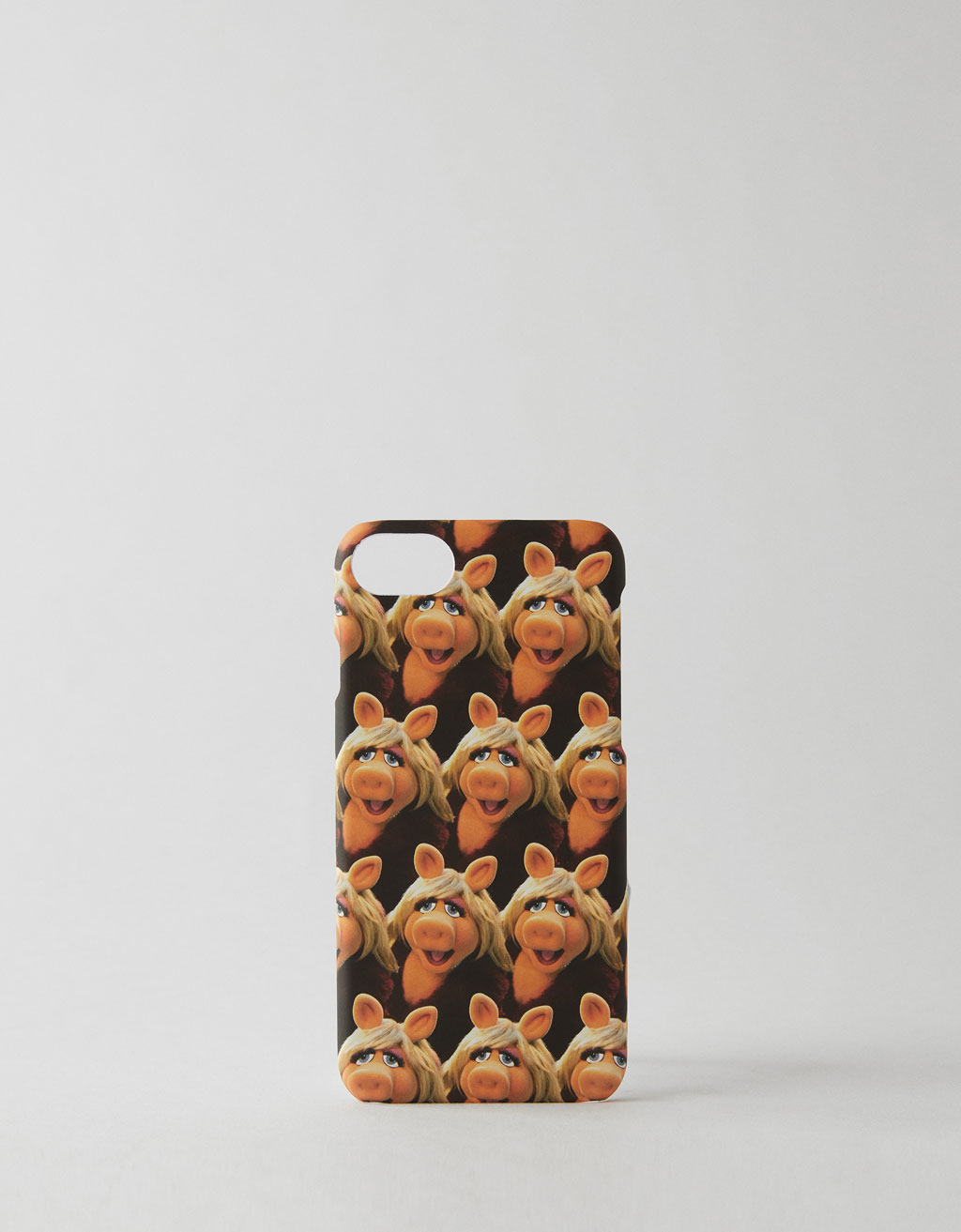 Muppets-Handyhülle Miss Piggy für iPhone 6 / 6S / 7 / 8