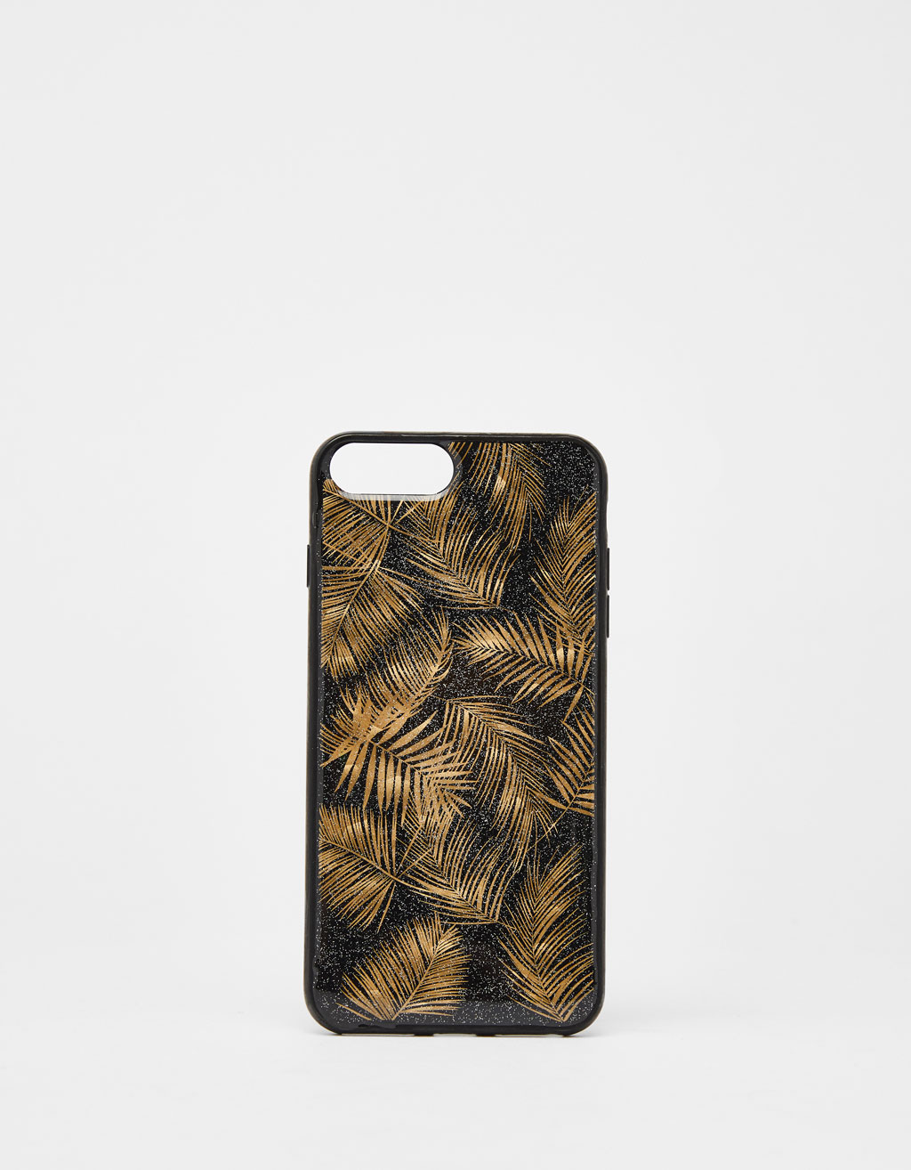Palm leaf iPhone 6 Plus/7 Plus/8 case